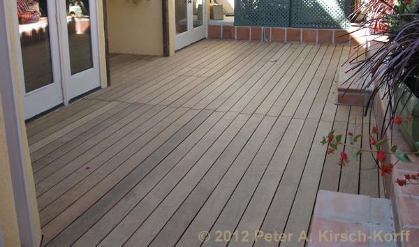 Los Angeles Wood Decks Amp Decking Beautiful Custom Decks