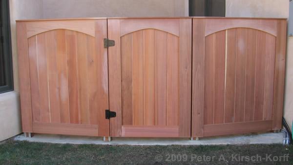 Los Angeles Wood Garden Builtins Pavilions Amp More