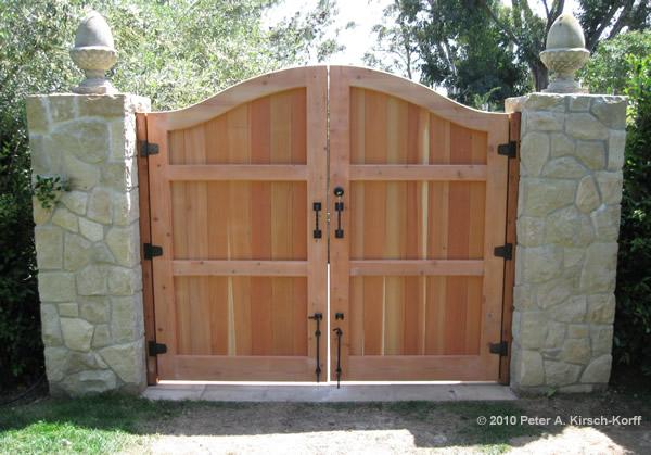 Spanish Entry Gate Serving Glendora Chino Hills