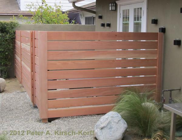 Custom Horizontal Style Patio Enclosure Costa Mesa